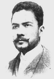 Ruben Darío - Young Man
